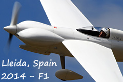 LLeida 2014 Air Race